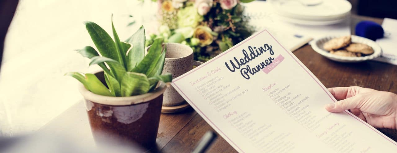 Checkliste Wedding Planer