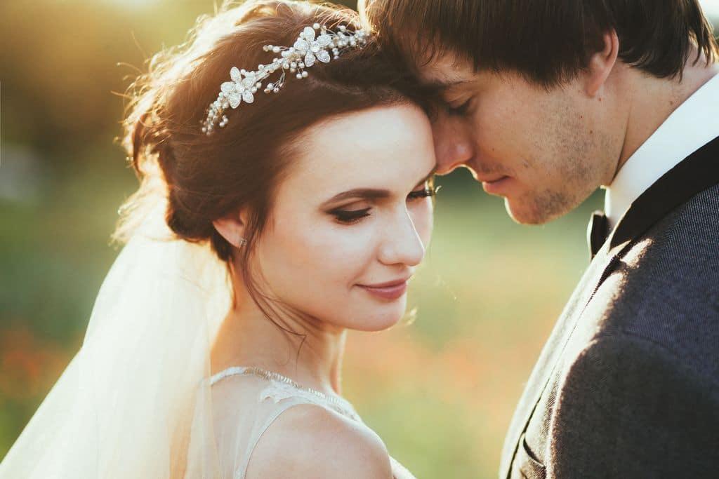 Brautpaar Natur Hochzeitsplanung