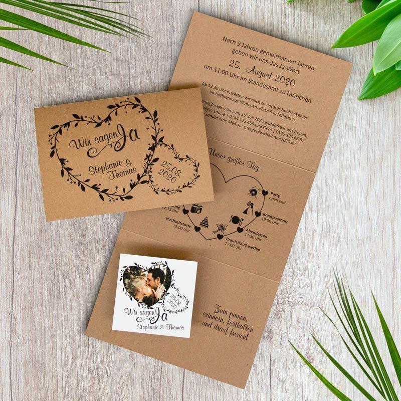 Hochzeitseinladungen Gestalten Tipps Wichtige Infos