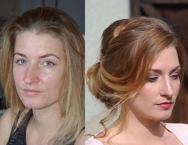 Mobiles Brautstyling Frisur Und Make Up Von Gala Stylistin In
