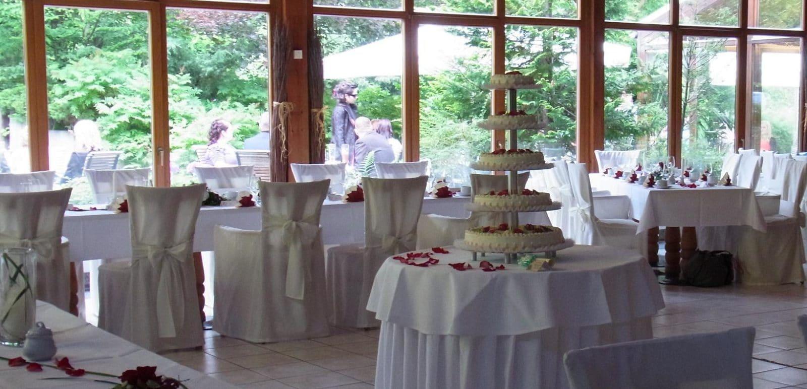 Hochzeit im Hotel & Restaurant Bock in Limbach-Oberfrohna ...