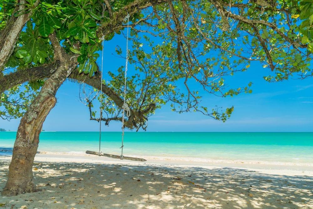 Strand in Thailand