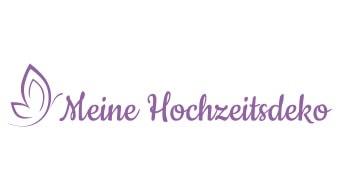 Meine-Hochzeitsdeko.de – Traumhafte Hochzeitsdeko online bestellen