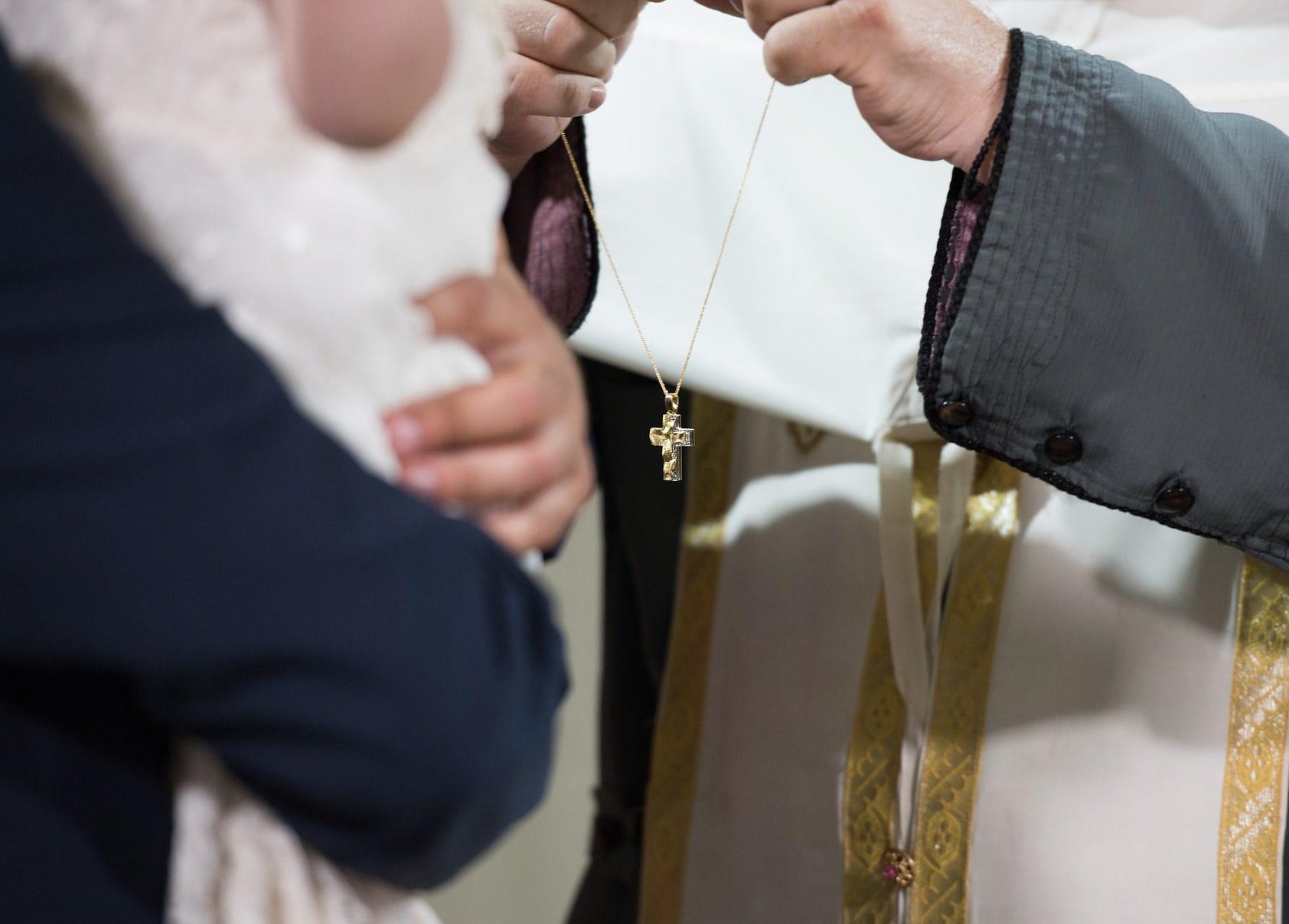 Taufezeremonie