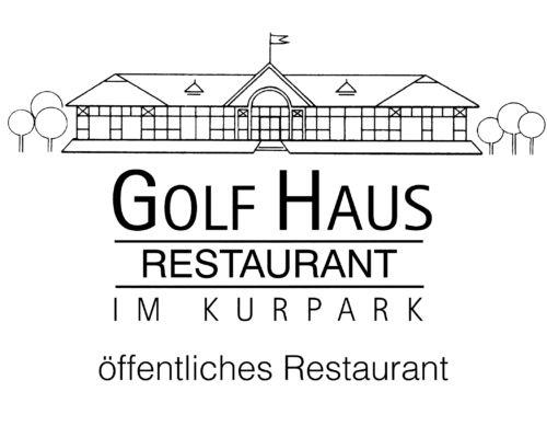 Hochzeit im GOLFHAUS Restaurant im Kurpark