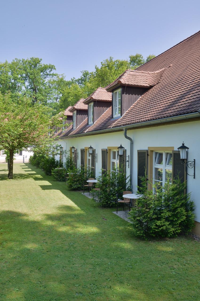 Feiern in der Churfüstlichen Waldschänke Moritzburg in Moritzburg ...