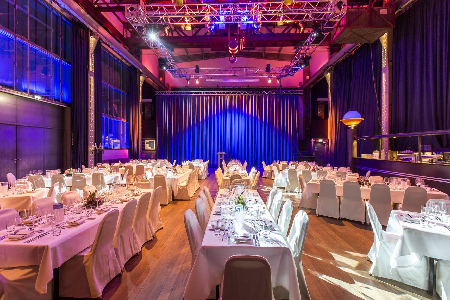 Casino Zollverein Essen Hochzeit