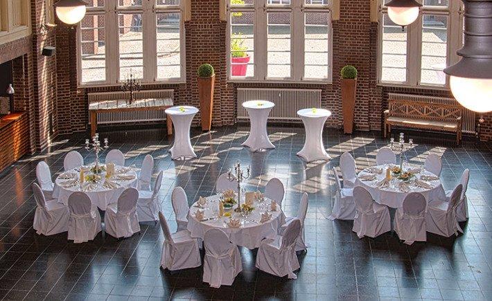 Alte Lohnhalle Wattenscheid In Bochum Hochzeiten Feiern