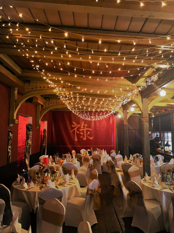 Hochzeit in der Buddha Lounge Red Mandarin in Stuttgart