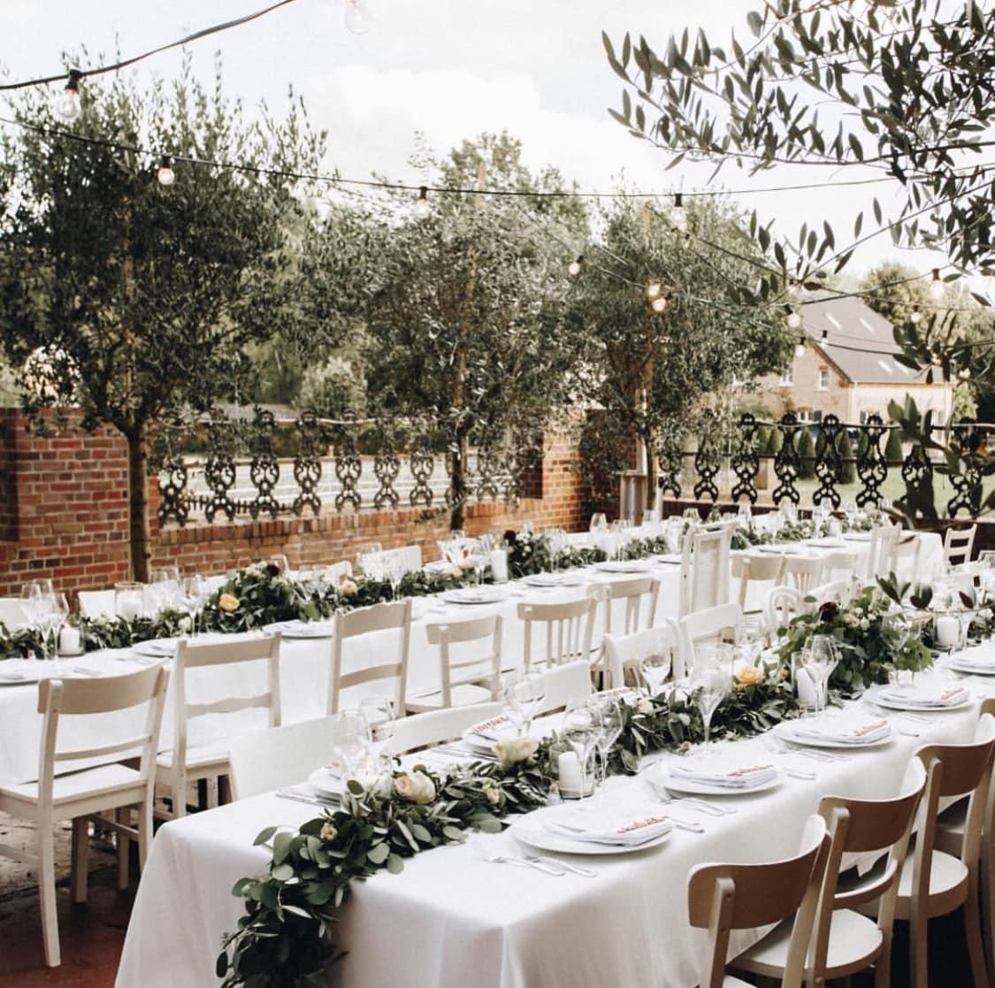 Individuelle und außergewöhnliche Hochzeit feiern in Wesel